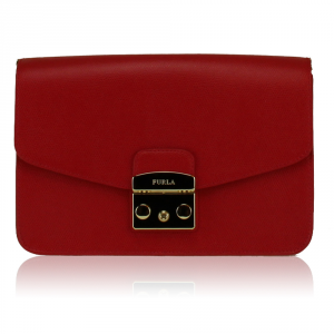 Shoulder bag Furla METROPOLIS 835169 ROSSO