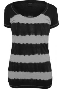 Maglietta Dip Dye Stripe
