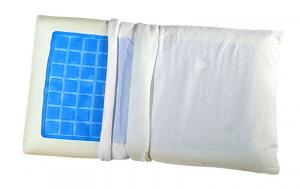 Cuscino Gel Memory tessuto Coolmax