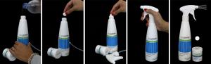Spray antiacaro disinfettante EverClean Bed