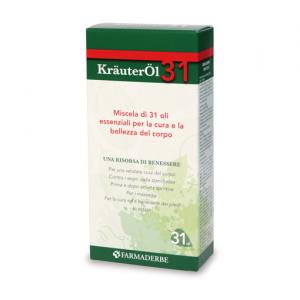 KRAUTEROL 31 olio per massaggi e vaporizzazioni