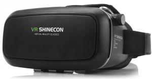 VR Shinecon Occhiali realtà virtuale 3D per Smartphone da 3,5 a 6 pollicci
