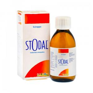 STODAL SCIROPPO 200ML MEDICINALE OMEOPATICO