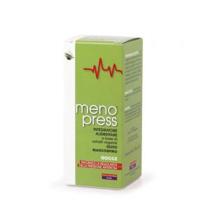MENOPRESS gocce 100 ml favorisce la regolarit\u00e0 della pressione arteriosa