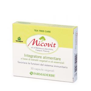 MICOVIT integratore favorisce la funzionalit\u00e0 del sistema immunitario