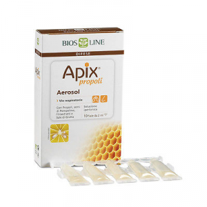 APIX PROPOLI AEROSOL integratore