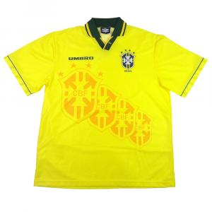 1994-95 Brasile Maglia Home XL (Top)