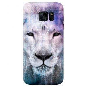 HIPSTER LION cover per Samsung Galaxy vari modelli