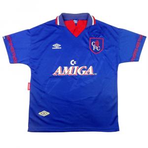 1993-94 Chelsea Maglia Home L
