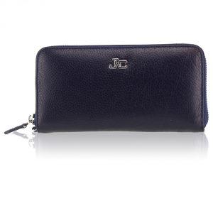 Portefeuille pour femme J&C JackyCeline P163-02 016 BLU