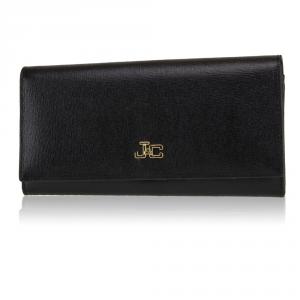 Portefeuille pour femme J&C JackyCeline P364-07 001 NERO