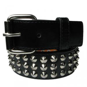 Cintura borchiata 3 file conico