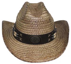 Cappello di paglia mod. Arizona