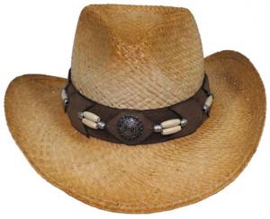 Cappello di paglia mod. Kentucky