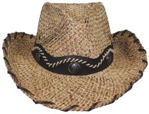 Cappello di paglia mod. Nevada