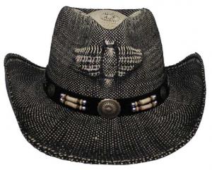 Cappello di paglia mod. Texas