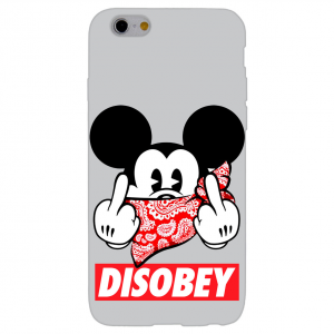 DISOBEY cover per iphone vari modelli