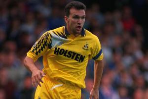 1991-95 Tottenham Maglia Away XL