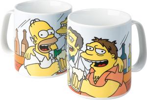 Simpson Homer & friends mega mug tazza gigante 850ml