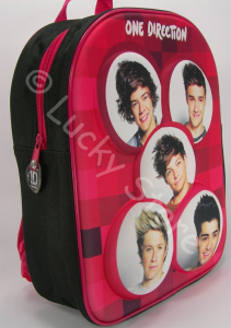 One Direction zainetto 3D 30 cm