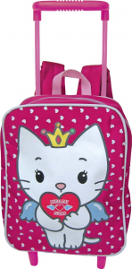 Angel Cat Sugar mini zaino trolley