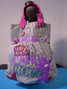 Disney Camp Rock borsa shopper