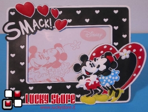Disney Minnie in Love Cornice portafoto  in vinile