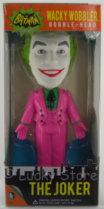 Batman Serie TV 1966 Joker wacky wobbler bobble head figure 18 cm  Funko