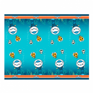 Octonauts tovaglia pvc party 137x260 cm