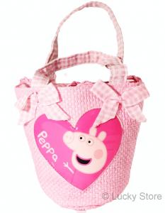 Peppa Pig borsa a mano cestino