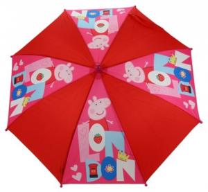 Peppa Pig ombrello London Fragolina