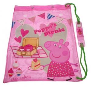 Peppa Pig Sacca Zaino PVC Swim Bag Pic Nic