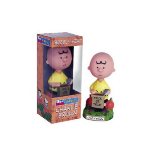 Peanuts Charlie Brown bobble head speciale Halloween figure Funko
