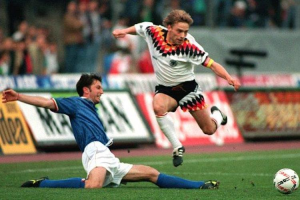 1994-96 Germania Maglia Home L (Top)
