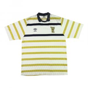 1988-91 Scotland Away shirt L