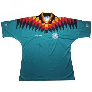1994-96 Germania Maglia Away L
