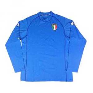 2000-01 Italia Maglia Home XXL