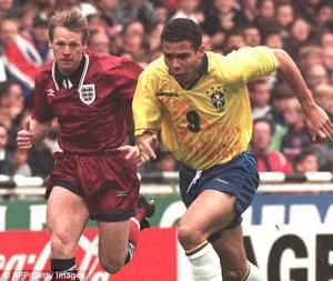 1994-95 Inghilterra Maglia Away M