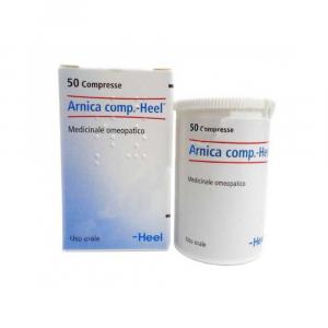 ARNICA COMPOSITUM HEEL 50 TAVOLETTE - MEDICINALE OMEOPATICO