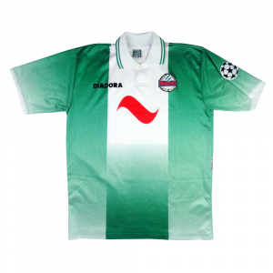 1996-98 Rapid Vienna Maglia Home XL