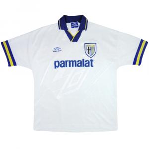1993-95 Parma Maglia Home XL