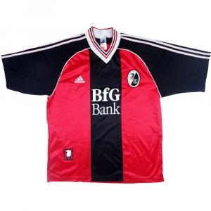 1998-99 Friburgo Maglia Home L