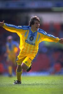 1996-97 Chelsea Maglia Away XL