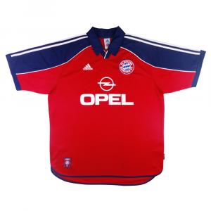 1999-01 Bayern Monaco Maglia Home XL (Top)