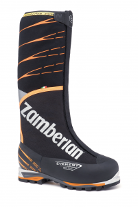 8000 EVEREST EVO RR   -   Scarponi  Alpinismo   -   Black/Orange