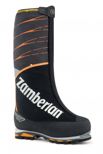 8000 EVEREST PLUS RR   -   Scarponi  Alpinismo   -   Black/Orange