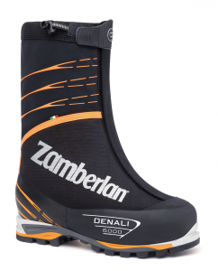 6000 DENALI EVO RR   -   Scarponi  Alpinismo   -   Black/Orange