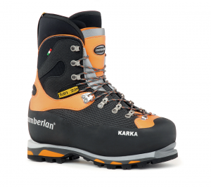 6000 KARKA RR   -   Scarponi  Alpinismo   -   Black/Orange