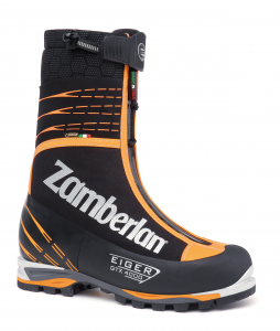 4000 EIGER EVO GTX RR    -     Bergschuhe   -   Black/Orange