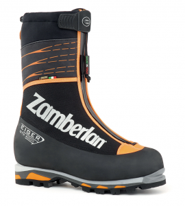 4000 EIGER GTX RR   -     Bergschuhe   -   Black/Orange